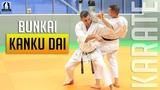 Bunkai Kanku Dai - KARATE