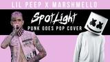 Marshmello x Lil Peep - Spotlight Band Kid Fly (Punk Goes Pop)