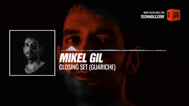 @MikelGildj - Closing Set (Guariche) Periscope Techno music