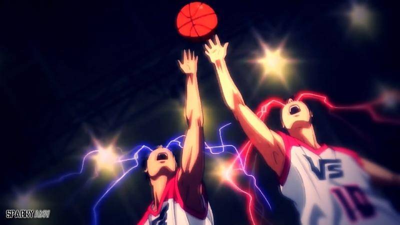 Kuroko no Basket: Last Game「AMV」- Best of me