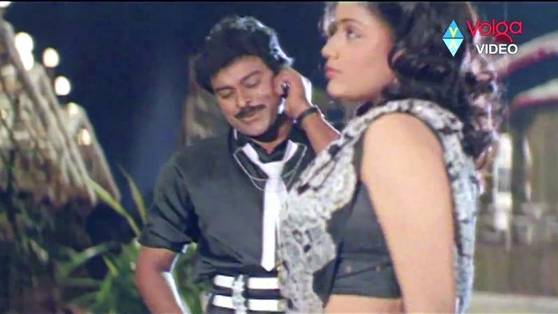Gang Leader Telugu Movie Songs - Vaana Vaana - Chiranjeevi, Vijayashanti