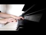 Сей поцелуй (Бедная Настя) - piano cover by Ri
