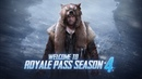 Welcome to Season 4 with new Royale Pass!