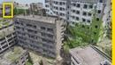 Explore 'Battleship Island,' Japan's Decaying Ghost Town   One Strange Rock