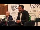 MATTEO SALVINI in diretta da MOSCA con gli imprenditori italiani 17.10.2018
