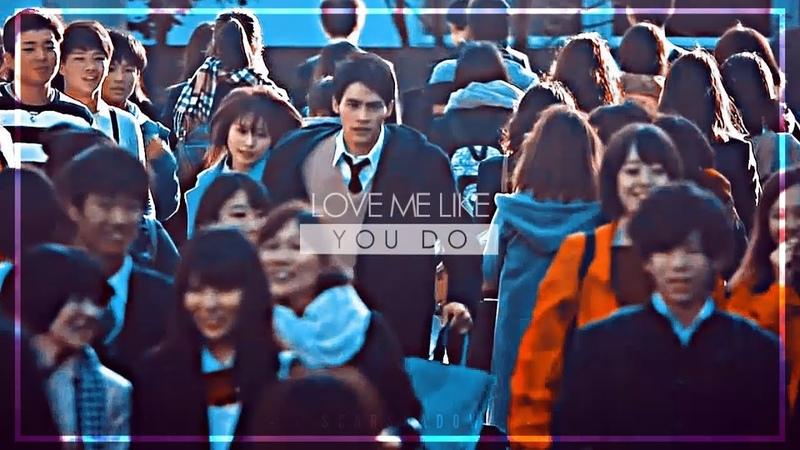▶ Hijiri (Sensei) Akira 中学圣日记 | Love Me Like You Do