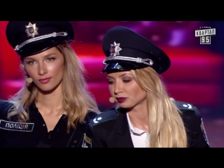 Офицеры легкого поведения - Наряд полиции накрыл бордель ¦ Шоу Женский Квартал