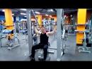 Необычное упражнения для наших суставов работаю с не большим весом