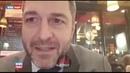 Ксавьер Моро, развернувший флаг ДНР во Франции, рассказывает, почему он это сделал