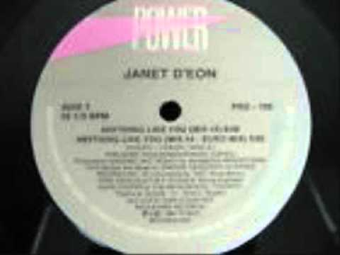 Janet D'Eon - Anything Like You (Mix 3).1988