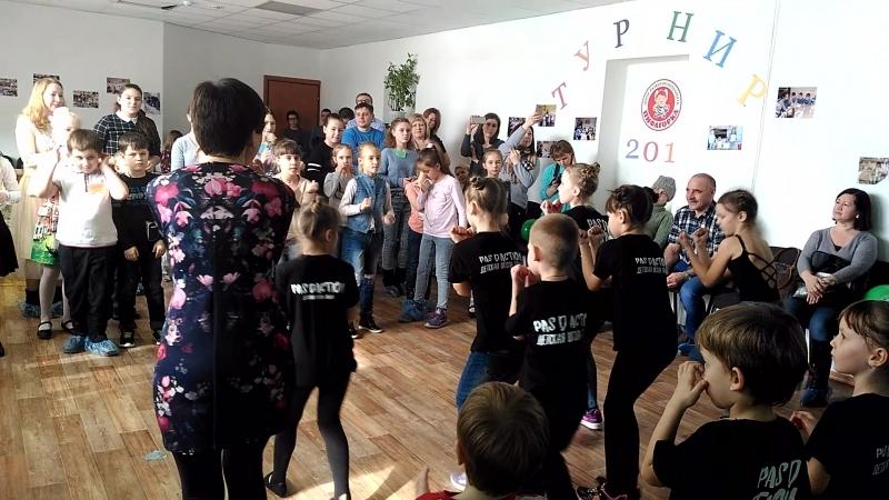 Наш флешмоб спасибо школе танцев Pas'd action