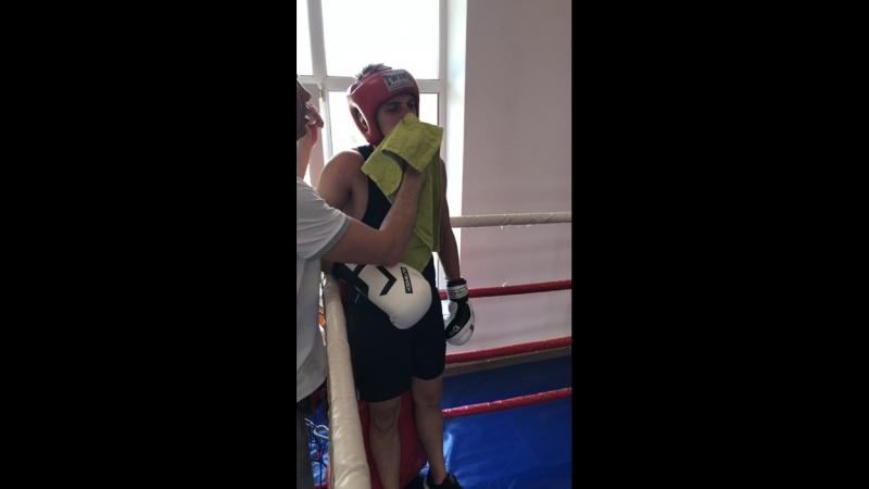 Бой Спешилов vs Золотухин