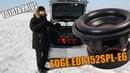 Ёжик ломает приус! Обзор почти громкого Prius и EDGE EDP 152SPL.