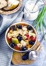 Главные ингредиенты средиземноморской кухни? Паста и оливковое масло – простые продукты…