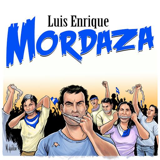 Luis Enrique альбом Mordaza (feat. Erick Nicoya)