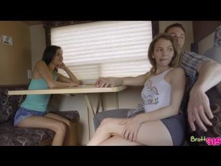 Angel Smalls, Katay Rodriquez (new porn, Tabu, all sex, Incest, Lesbian)