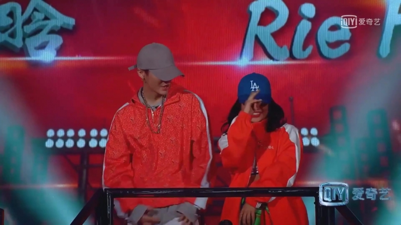 LuHan x Rie Hata - Driving Dance @ Dance Perfomance (Studio YouTube Update)