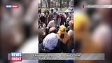 В Винницкой епархии верующие УПЦ не пустили в свой храм раскольников ПЦУ