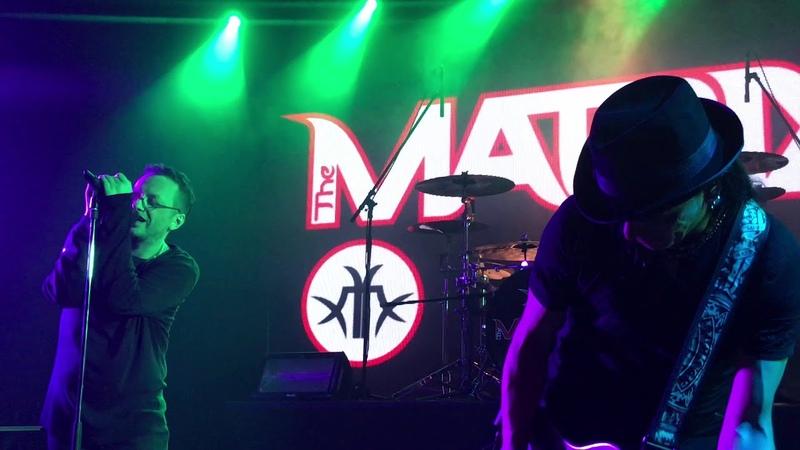 The MATRIXX - Меня зовут , Такой день , Жить всегда (Санкт-Петербург, клуб Космонавт, 12 августа 2018)