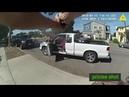 офицеры Анахайма, стреляющие в подозреваемого в Калифорнии