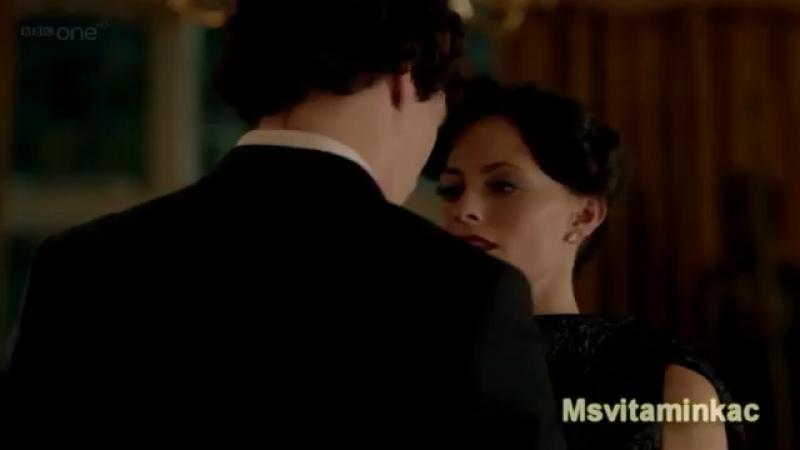 Sherlock/Irene-tango