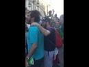 Кто не скачет, тот москаль 😂 внедрился в логово мексиканских футбольных фанатов ⚽😎🇲🇽