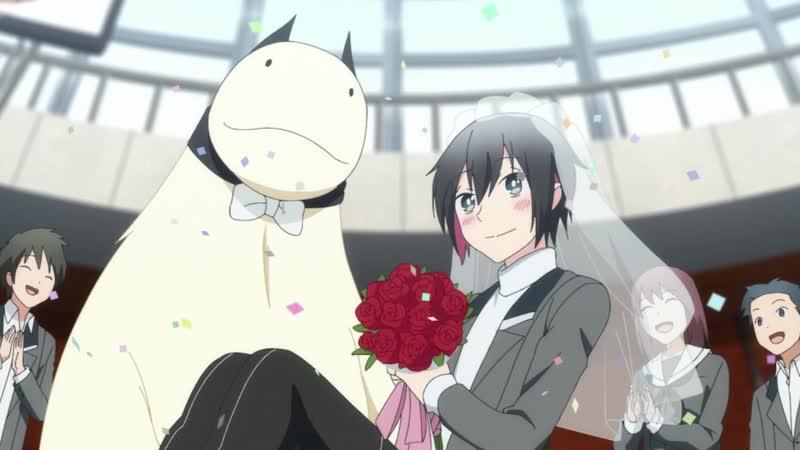 Jingai-san no Yome 6 серия русская озвучка Shoker / Невеста нелюдя 06
