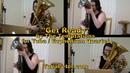 Get Ready Temptations Tuba Quartet cover