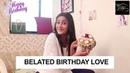 Surbhi Chandna aka Anika's Post Birthday Celebrations | Ishqbaaaz