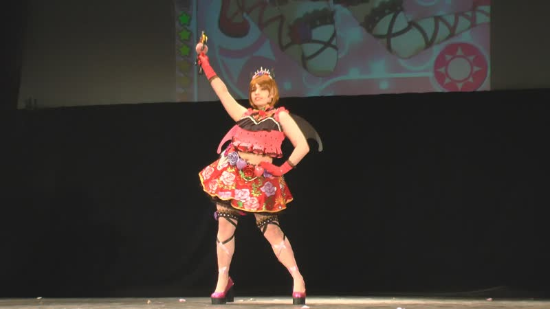 Cosplay: Love Live! Scholl Idol Project /MAniFest 19/