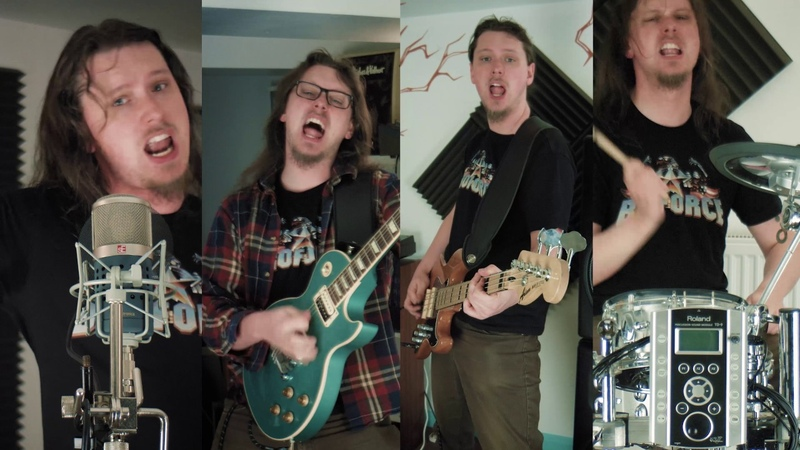 Hop Pole Studios - Morningtown Ride (The Seekers Metal Cover)