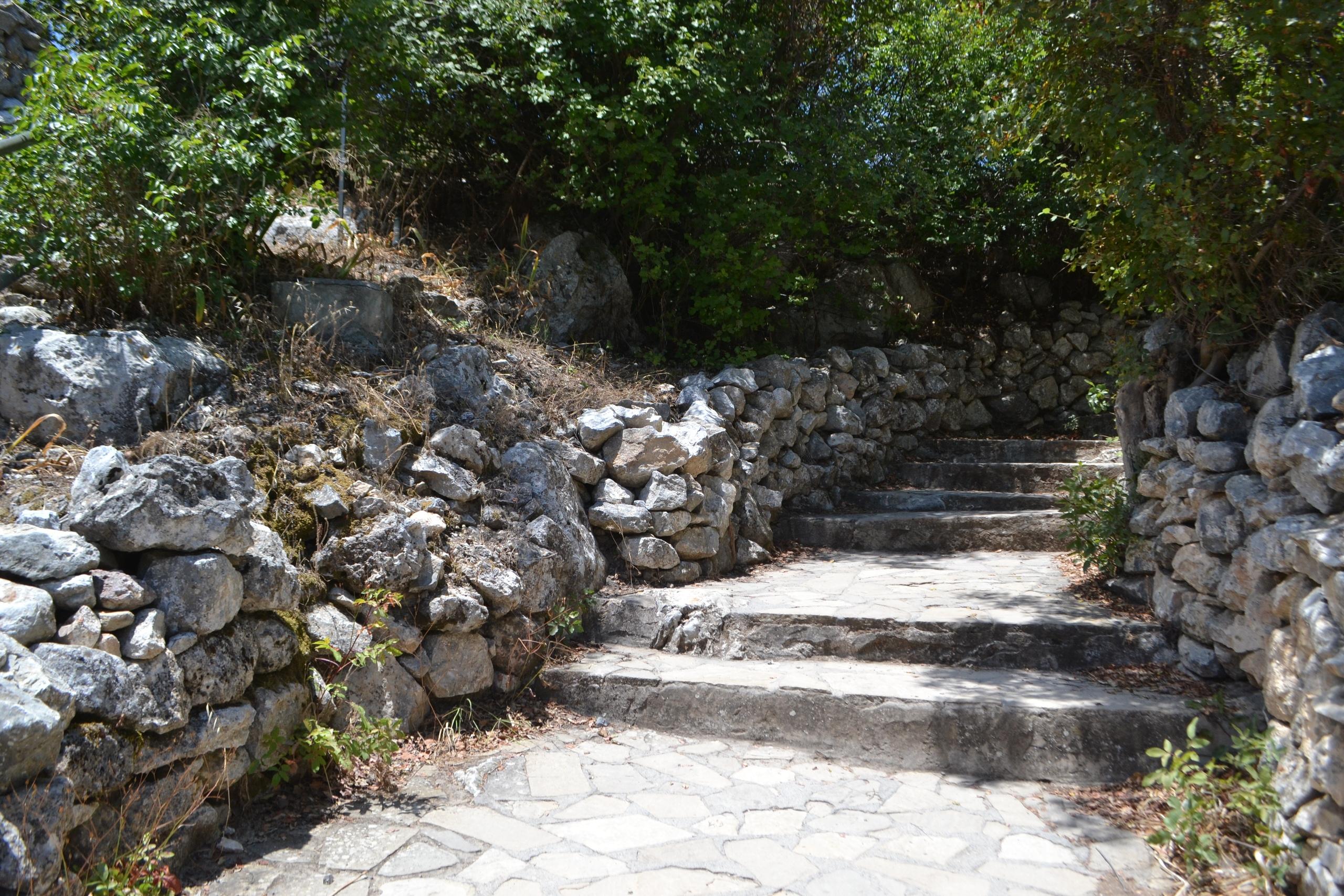 Северный Кипр. Замок Святого Иллариона. (фото). LT8kbyU8gy4