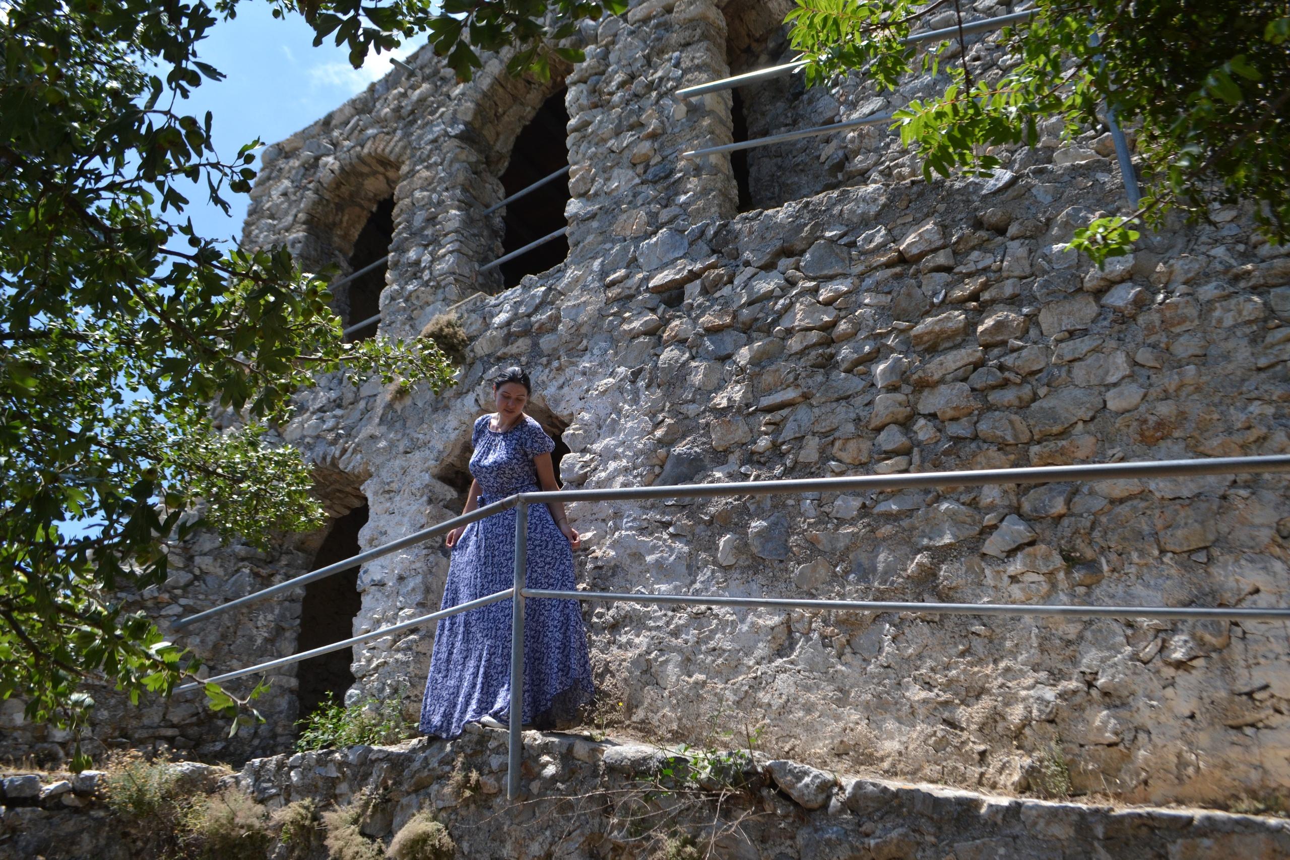 Северный Кипр. Замок Святого Иллариона. (фото). 4VZhTSk_LJA