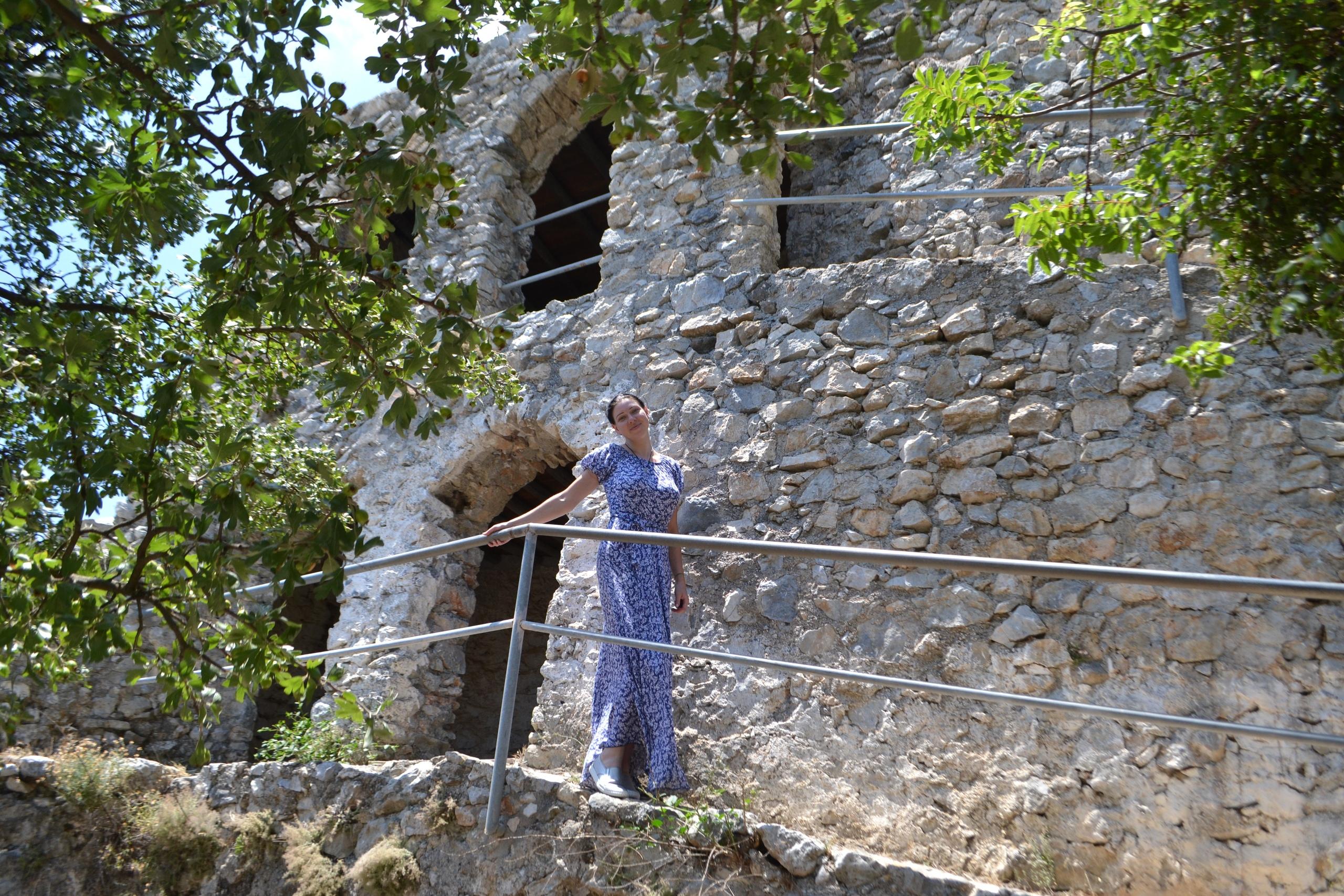 Северный Кипр. Замок Святого Иллариона. (фото). RPQnF5LY0Bc