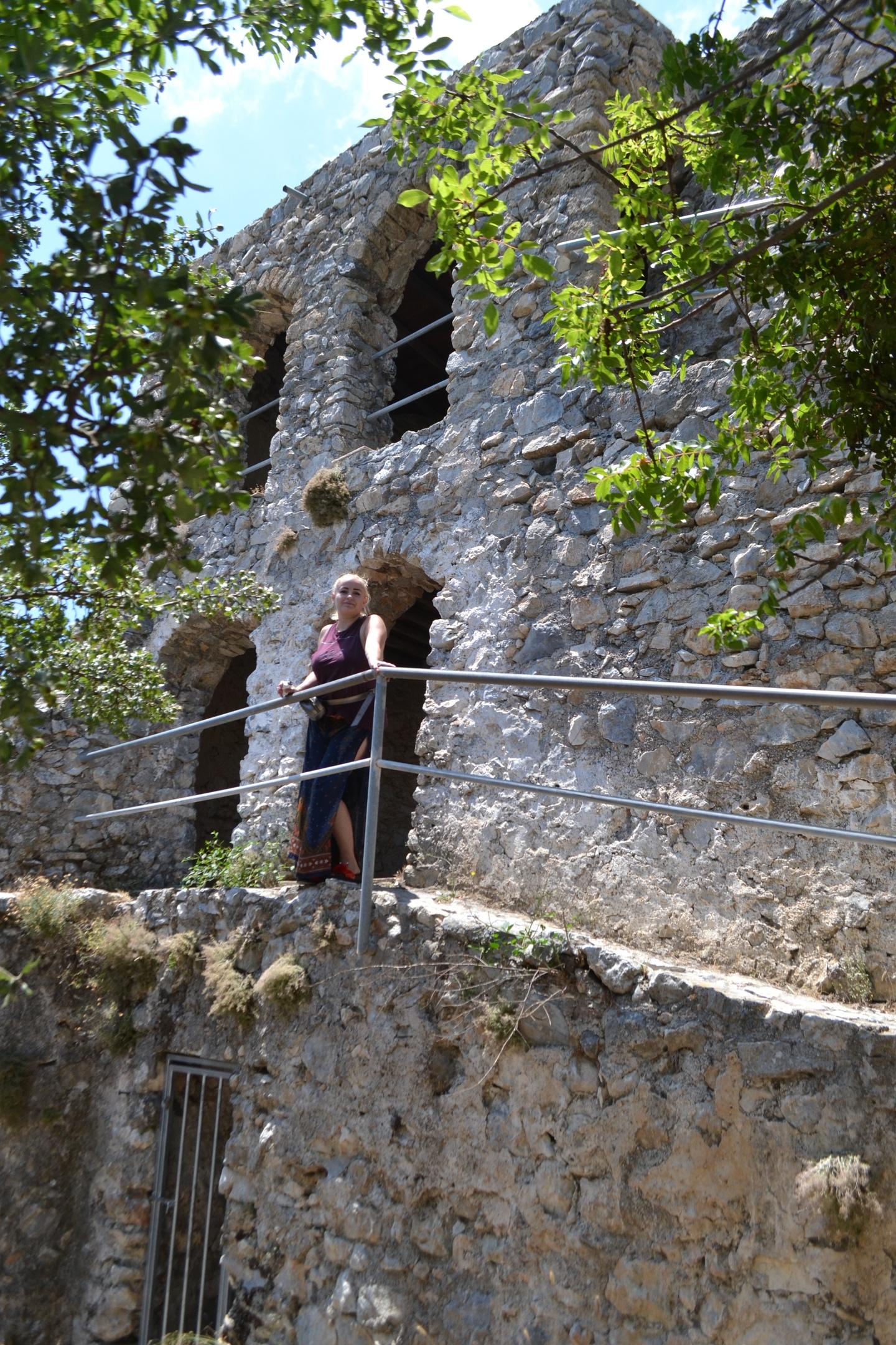 Северный Кипр. Замок Святого Иллариона. (фото). P6gM8--y8mI