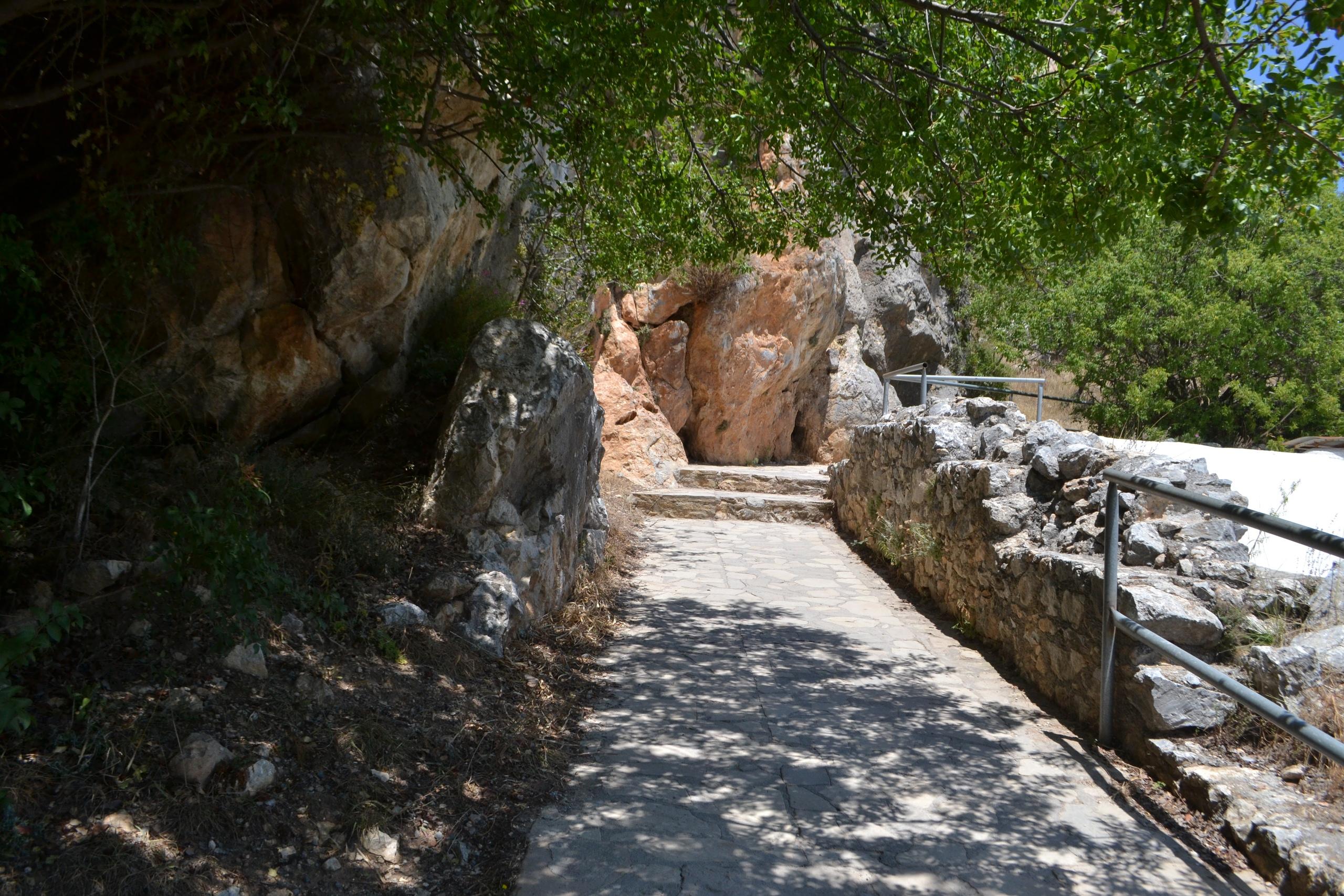 Северный Кипр. Замок Святого Иллариона. (фото). IWQaqbdNpFU