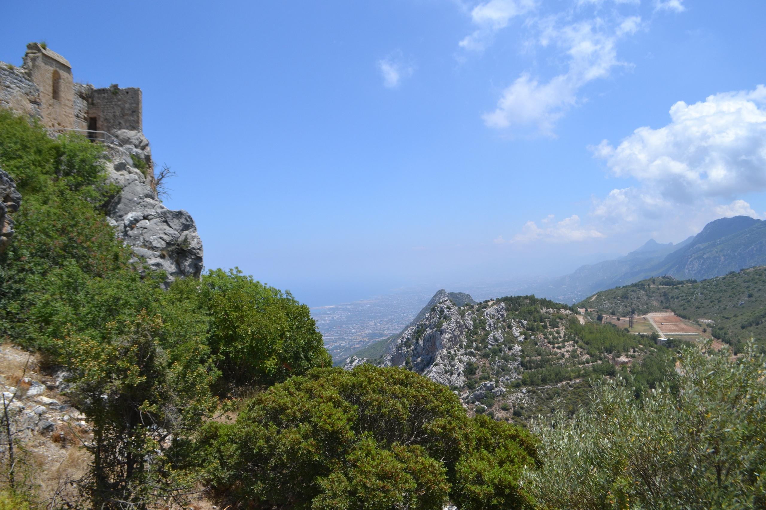 Северный Кипр. Замок Святого Иллариона. (фото). WoTtvXmDsSw