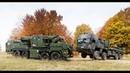 Защищенный эвакуатор с краном Geschütztes Berge- Kran-Fahrzeug mit EMPL Unterlift