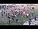 Масова бійка на Осокорках 19.05.2015 (повна версія)