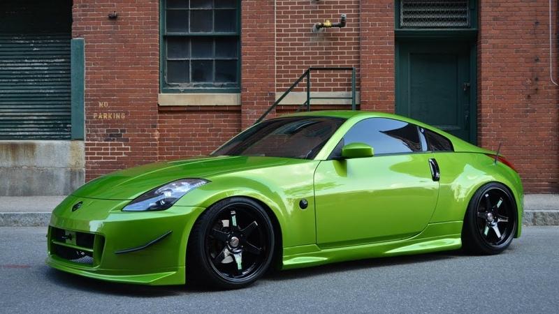NFS Payback - Nissan 350Z - Tuning Cars - Voltex Racing - Suzuka Japan