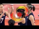 2018雅加达亚运会 女排决赛 中国VS泰国 全场录像