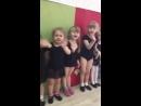 Дошкольная хореография Детский сад 97 Педагог Гололобова Лада Александровна Небольшой Привет от младшей группы