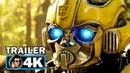 BUMBLEBEE Trailer #2 (4K ULTRA HD - 2018) Hailee Steinfeld Sci-Fi Movie