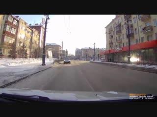 Против шерсти по ул. Ленина (12.01.2019)