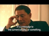 Interview Takeshi Kitano + Making of Zatoichi