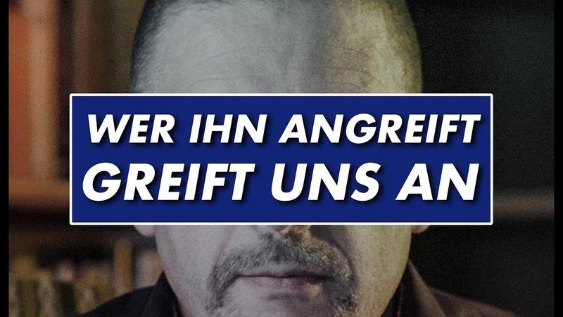 Angriff auf Götz Kubitschek in FFM Wahl in Bayern