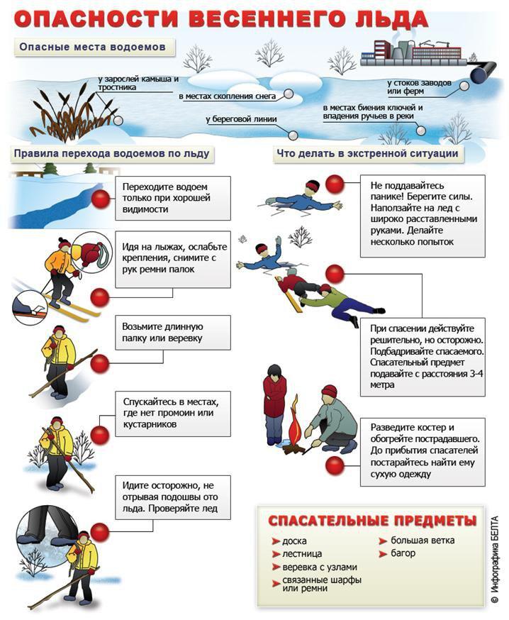 Техника безопасности в весенние каникулы, ГБОУ Школа № 1223, Москва