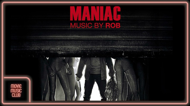 Rob - Haunted Piano (from Maniac OST)