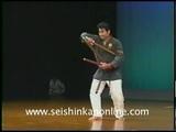 Yamashiro Sensei San Setsu Kon Kata & Bunkai