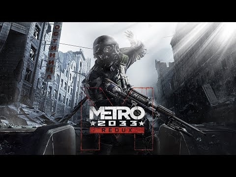 Стрим прохождение Metro 2033 Redux 11 Финал